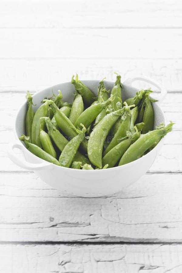 Sugar Snap Peas lizenzfreie stockfotos