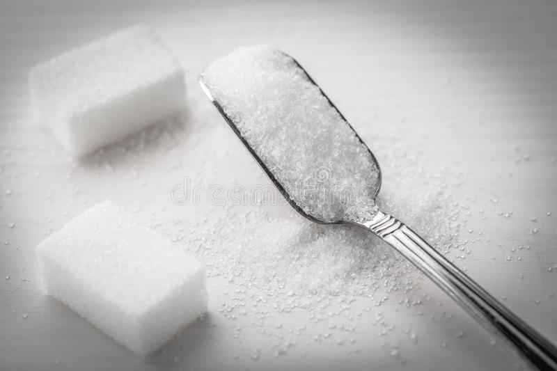 Download Sugar And Spoon Stock Images - Image: 32161374