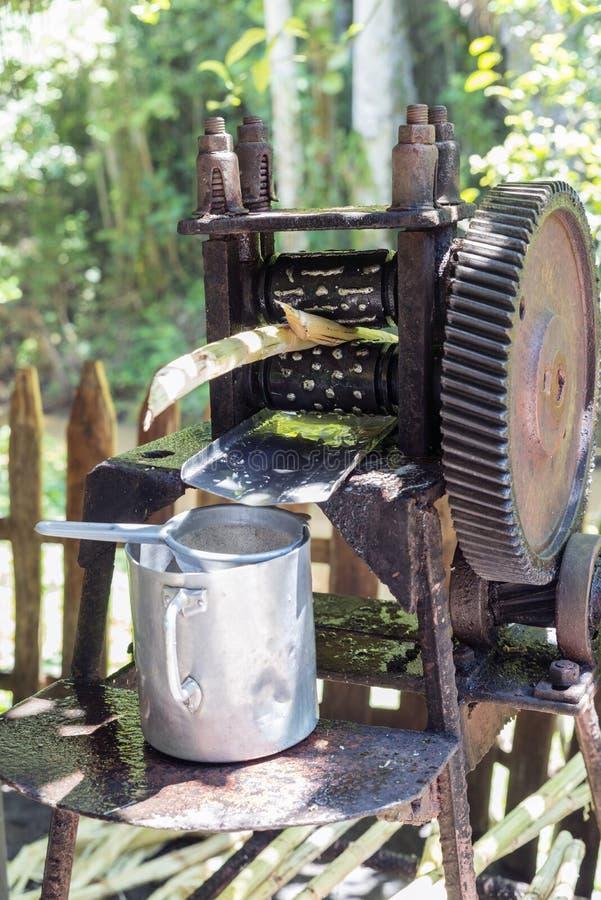 Download Sugarcane stock photo. Image of beverage, machine, refreshment - 40828632