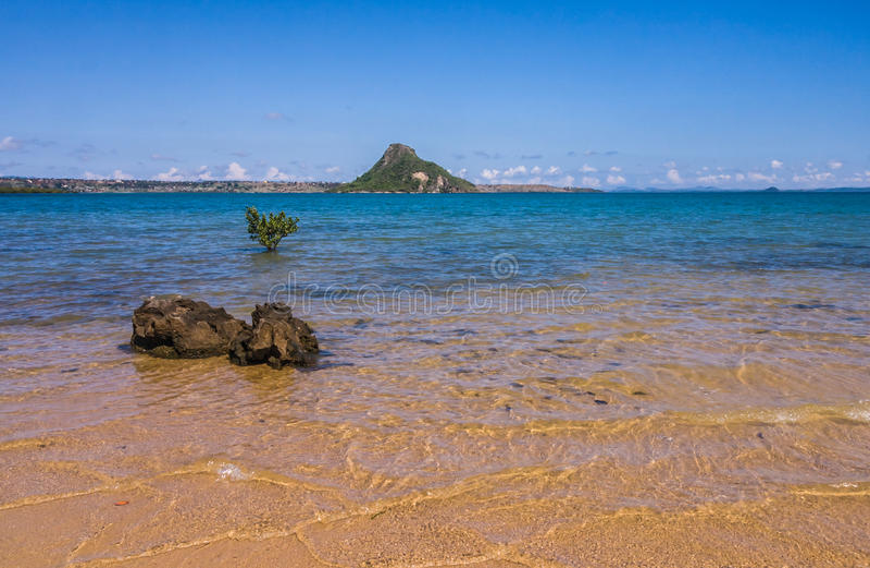 Download The Sugarloaf Of Antsiranana Bay Stock Photo - Image: 24032346