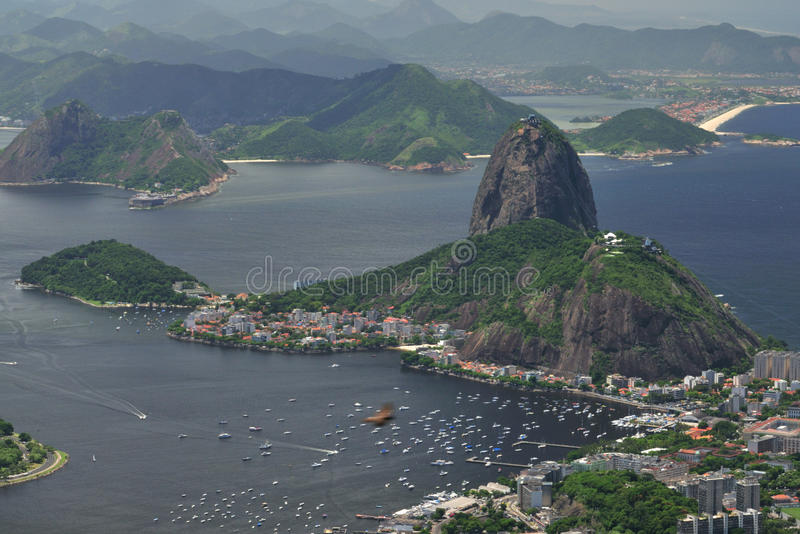 Download Sugarloaf Mountain stock photo. Image of landmark, acucar - 10506100