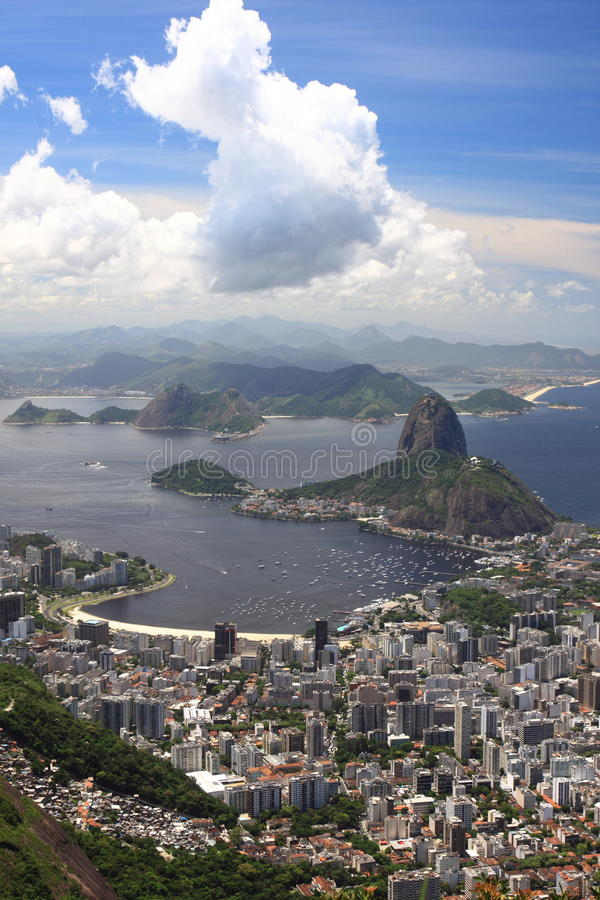 Download Sugarloaf Mountain stock image. Image of guanabara, vacation - 10581919