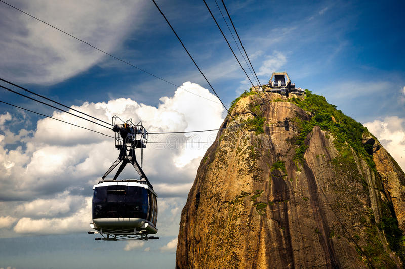 Download Sugarloaf Mountain stock image. Image of photography - 33096425