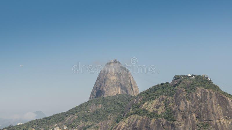 Sugarloaf Mountain, Rio de Janeiro, Brazil stock photography