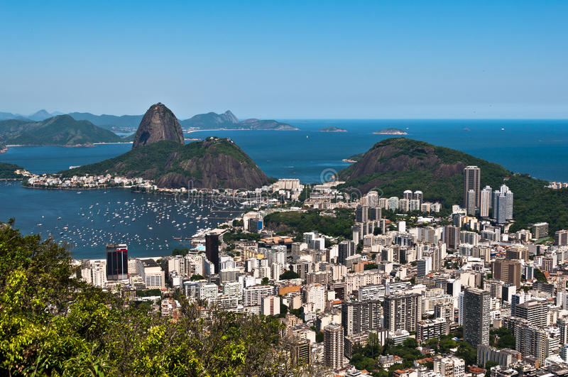 Download Sugarloaf Mountain, Rio De Janeiro, Brazil Royalty Free Stock Photo - Image: 36594115