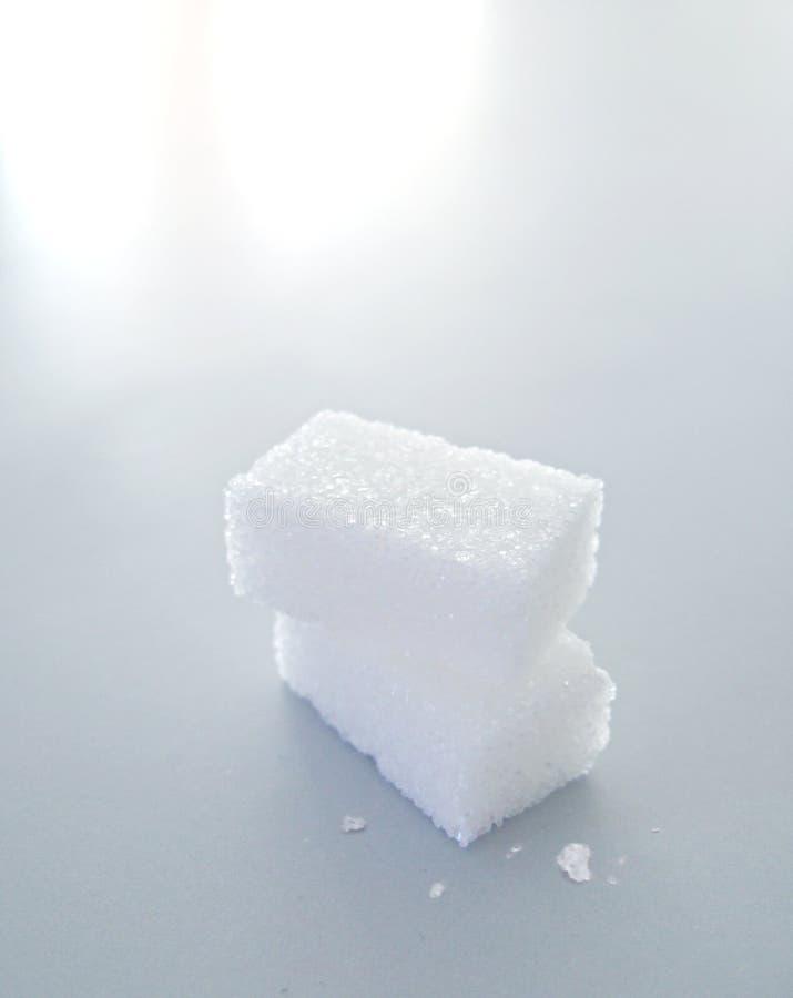 Suiker, heb ik suiker nodig royalty-vrije stock foto's