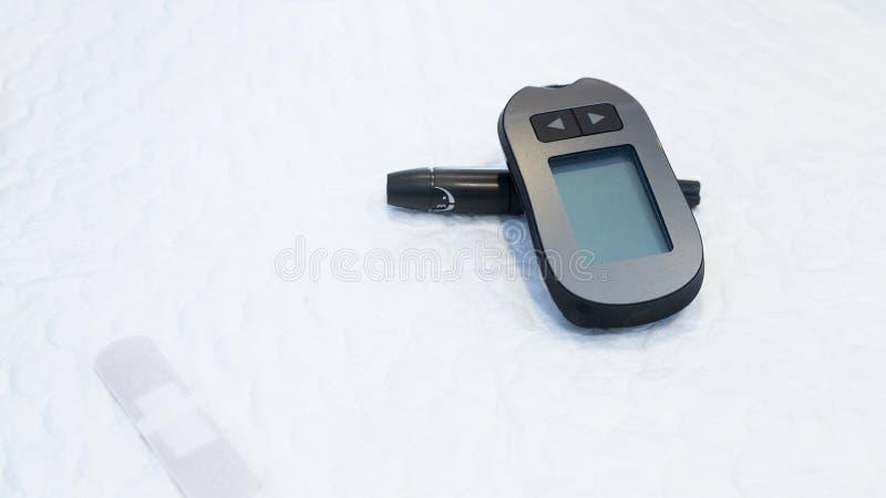 Suikerdetector stock afbeeldingen
