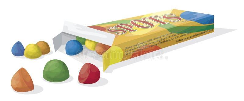 Suikergoed vector illustratie