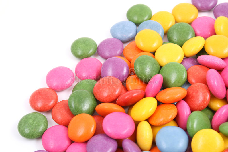 Suikergoed stock afbeelding