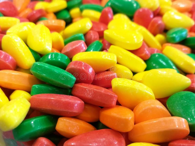 Suikergoed! stock afbeelding