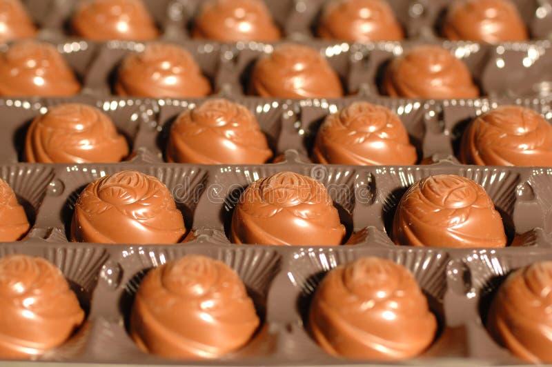 Suikergoed In Een Doos Royalty-vrije Stock Fotografie