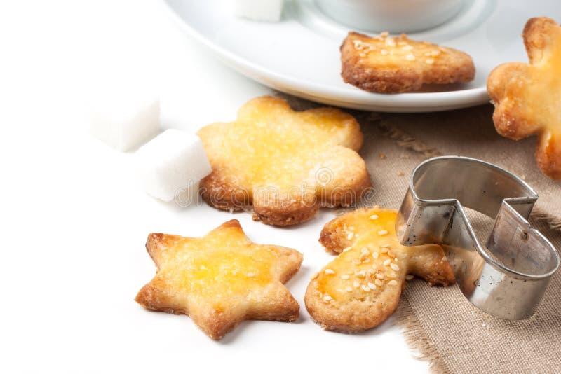 Suikerkoekjes stock foto