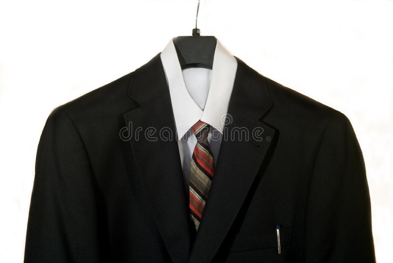 Suit royalty free stock photo