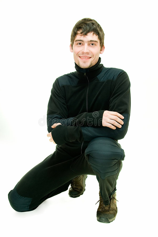 Download In suit stock photo. Image of fashion, jacket, portrait - 8433738