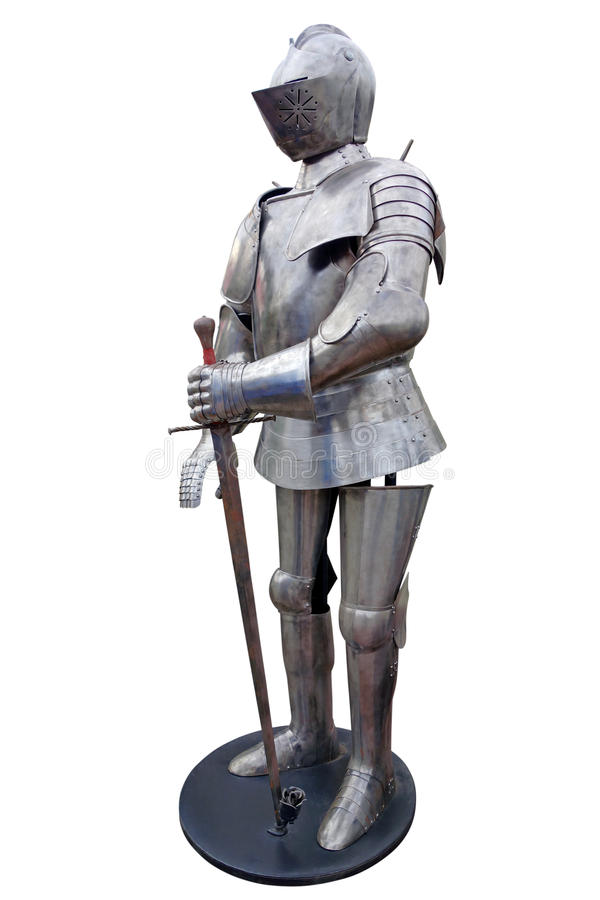 Download Suit of Armor stock photo. Image of image, flower, medieval - 35072432