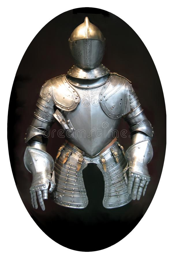 Download Suit of armour stock image. Image of knight, brave, knighthood - 20308607