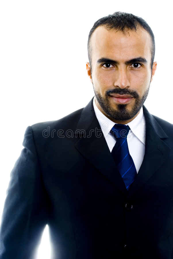 Download Suit Guy (Hispanic Male) stock image. Image of isolated - 5092895