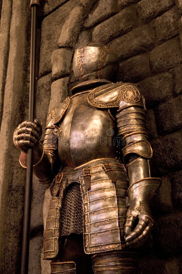 Free Suit Of Armor Stock Photography - 126542