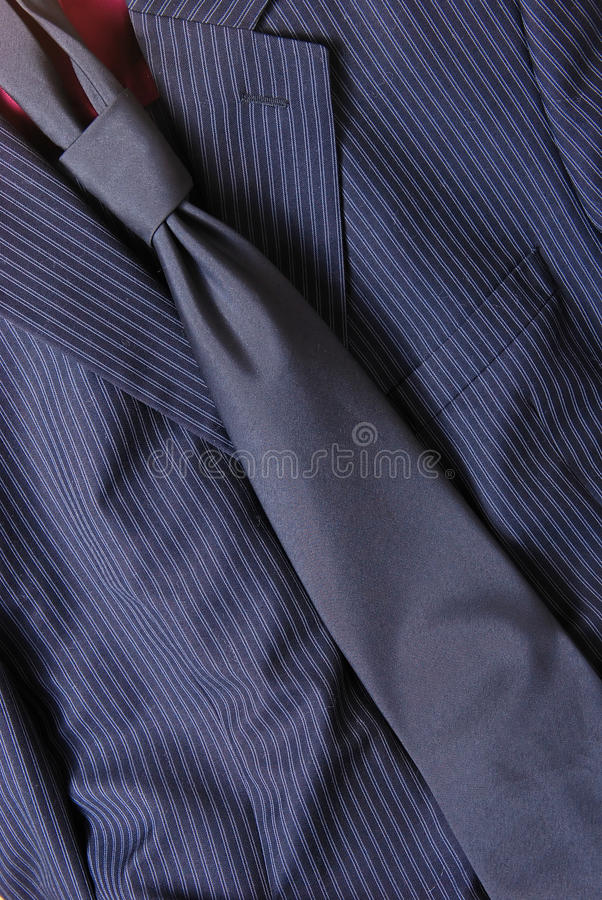 Download Suit and tie stock image. Image of jacket, fashionable - 11500393