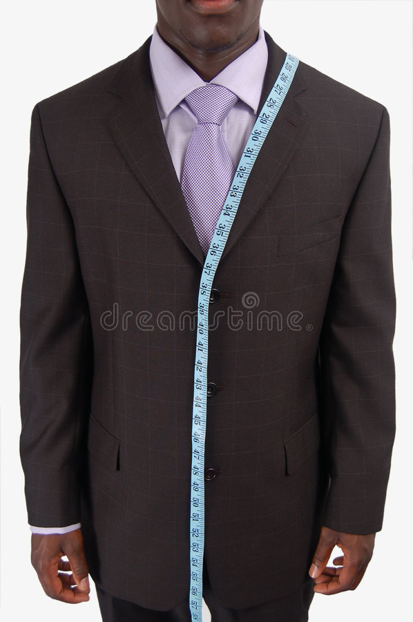 Suit to Fit! royalty free stock photography