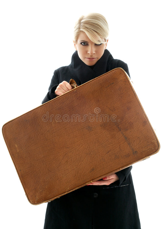 Suitcase Stock Photography
