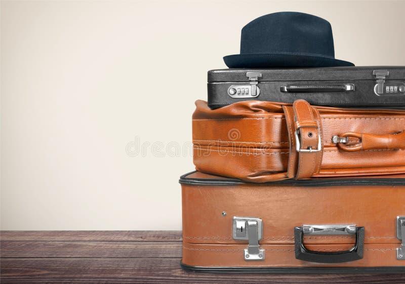 suitcase imagem de stock