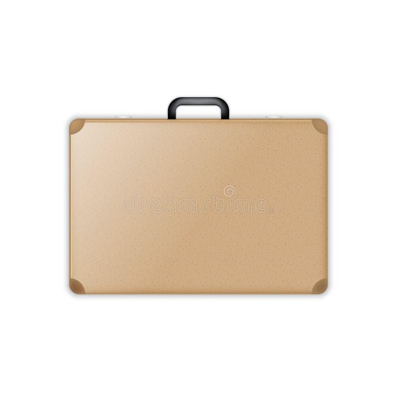 Suitcase royalty free illustration