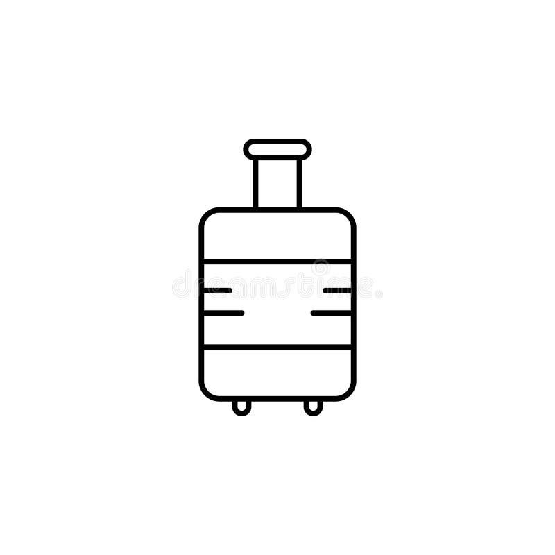 Suitcase Outline Stock Illustrations \u2013 5,734 Suitcase