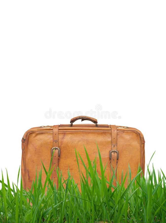 Suitcase stock photos