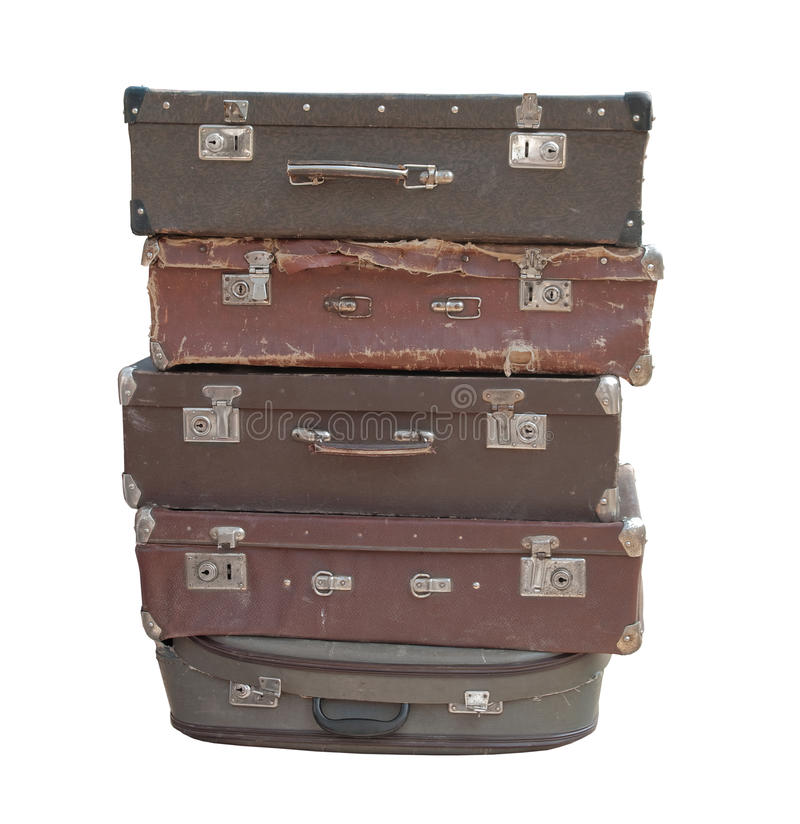 Download Suitcases Royalty Free Stock Photography - Image: 13549607