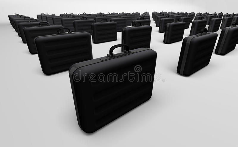 Download Suitcases stock illustration. Image of drawings, free - 16786949