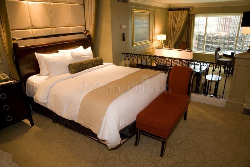 Suite d'hôtel luxueuse photo libre de droits