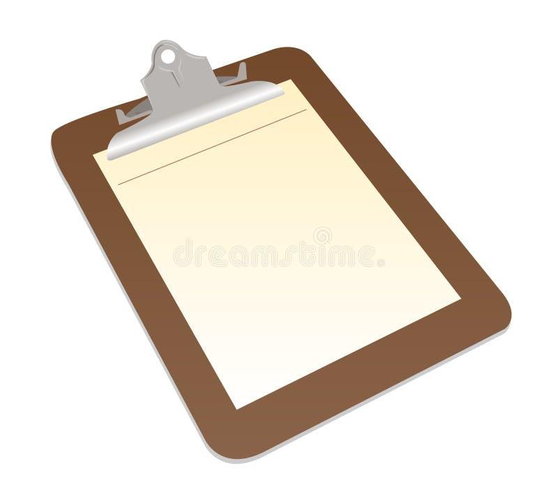 Sujetapapeles imagen de archivo libre de regalías