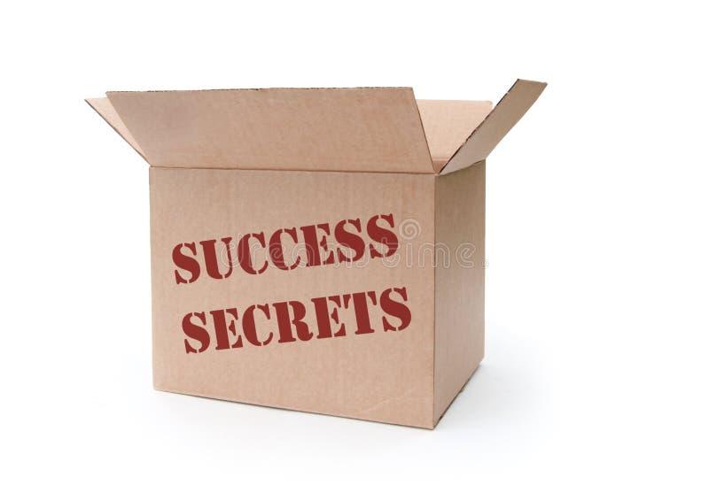Sukcesów sekrety obrazy royalty free