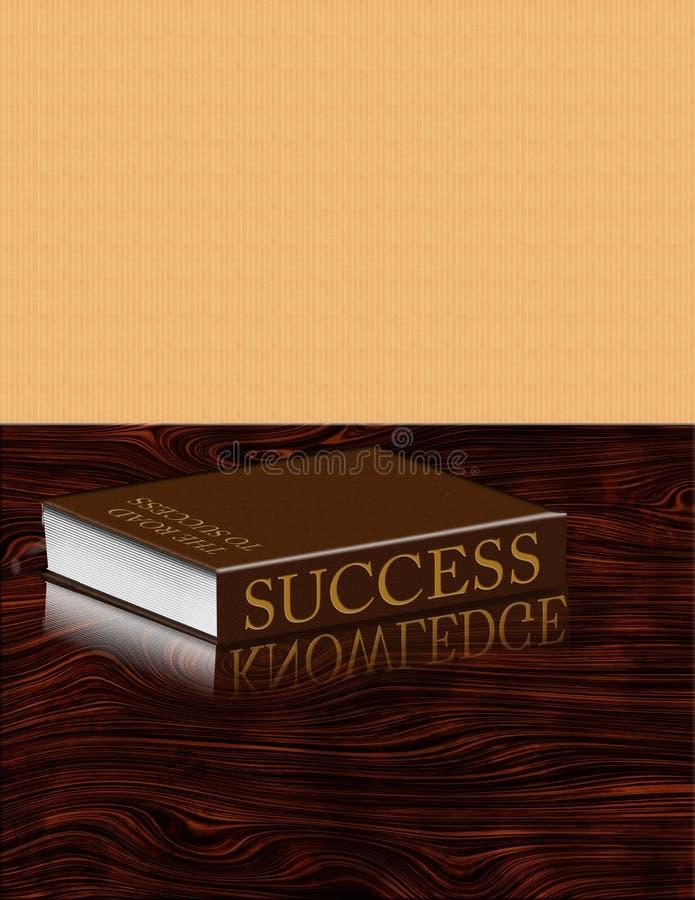 sukces wiedzy ilustracji