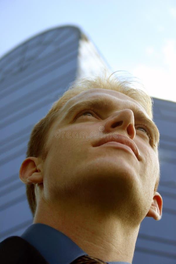 Download Sukces wizje zdjęcie stock. Obraz złożonej z pracownik, okupacyjny - 39684
