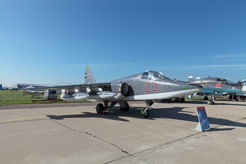 Sukhoi Su-25 image stock