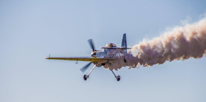 Sukhoi-Su31 Bias2014 immagine stock libera da diritti