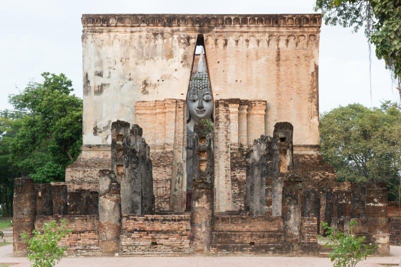 Sukhothai é um centro histórico, e a primeira capital de Sião imagens de stock