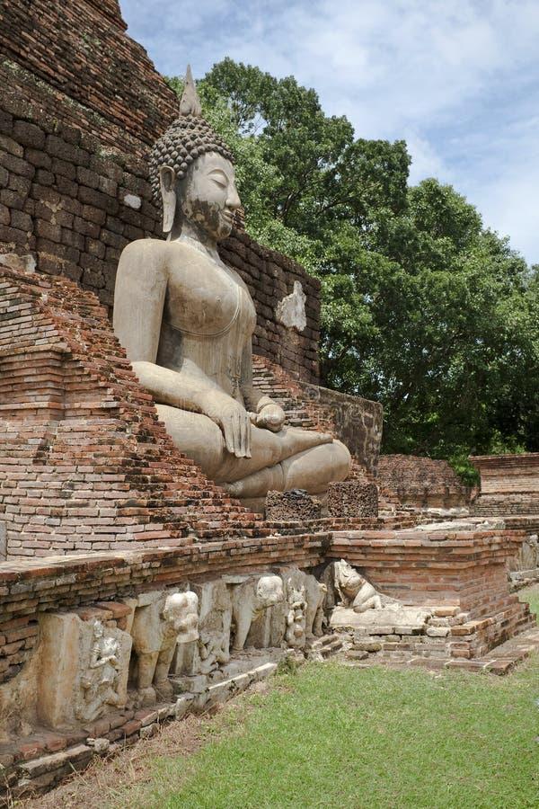 sukhothai Ταϊλάνδη στοκ εικόνες με δικαίωμα ελεύθερης χρήσης