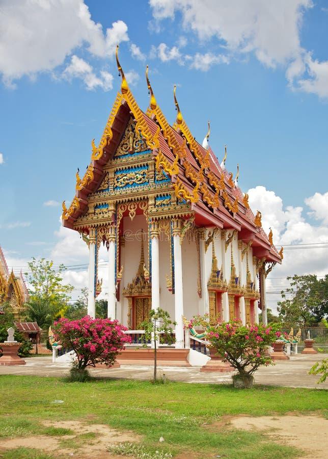sukhothai Таиланд буддийской церков самомоднейшее стоковые фотографии rf