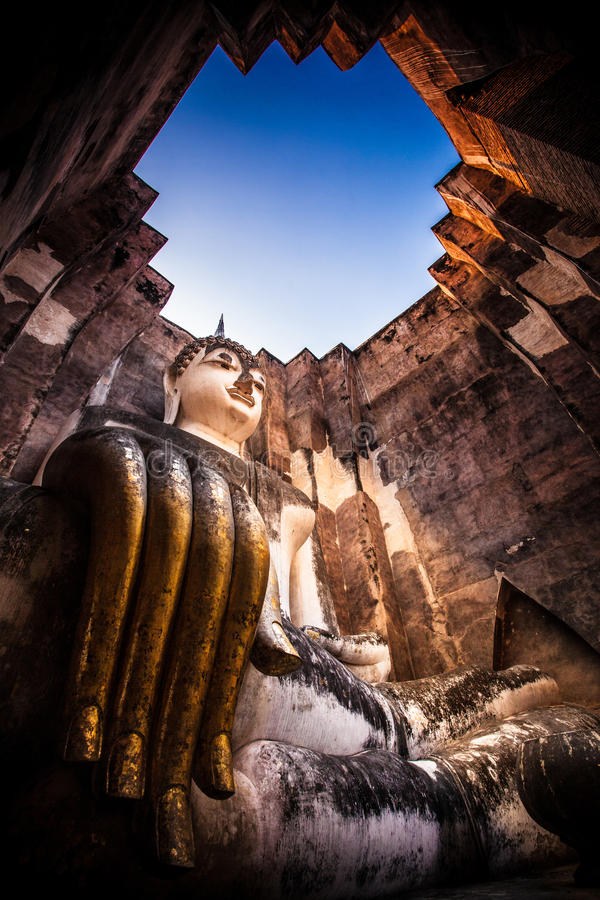 Sukhothai imagen de archivo
