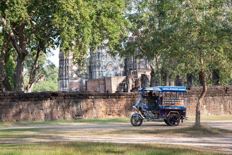 Sukhothai royalty-vrije stock afbeeldingen