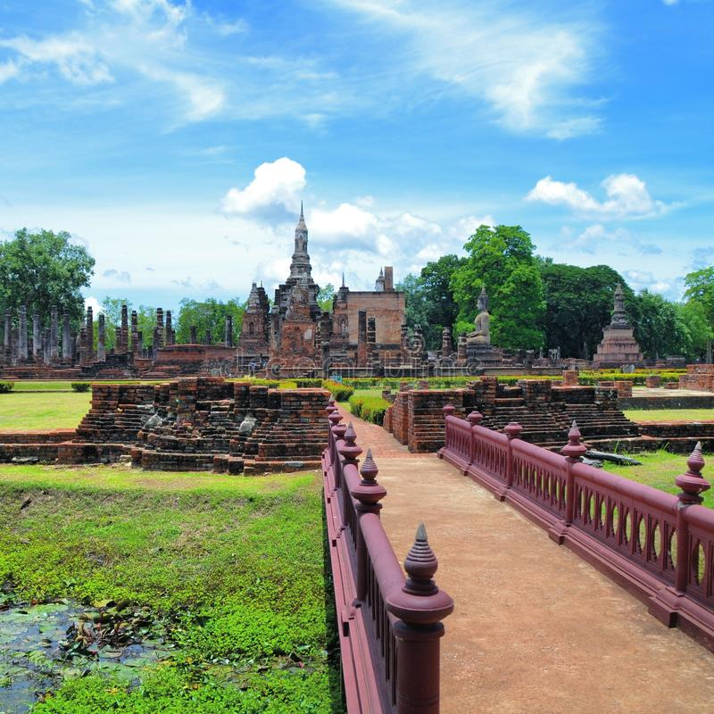 Sukhothai image stock
