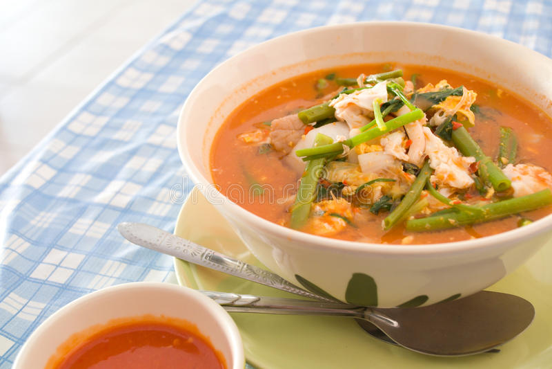 Suki Seafood immagine stock libera da diritti