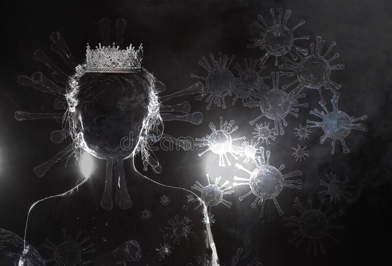 Sukienka Miss Pagety z Diamond Crown zdjęcie royalty free