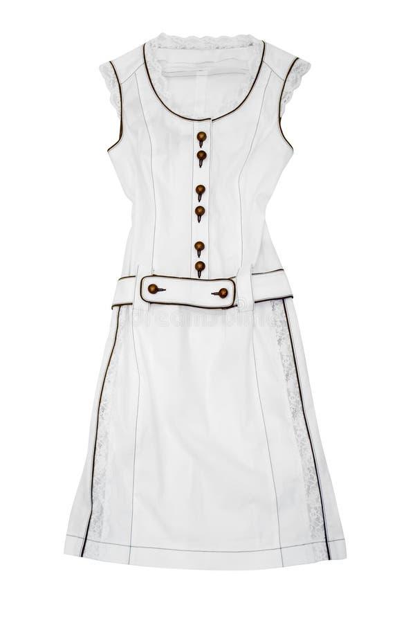 sukienka występować samodzielnie zdjęcie royalty free