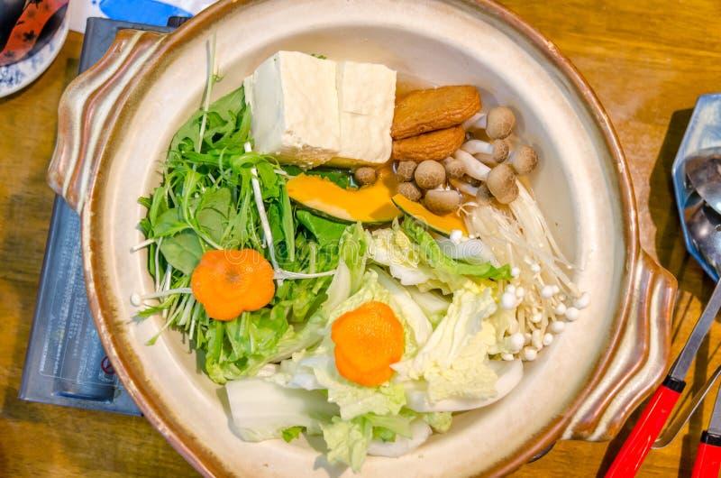sukiyaki fotografía de archivo libre de regalías