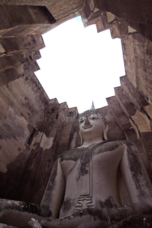 Download Sukothai Buddha Royalty Free Stock Image - Image: 3082526
