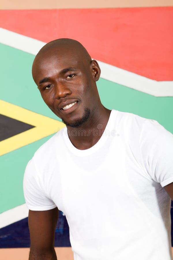 Sul - homem africano imagens de stock